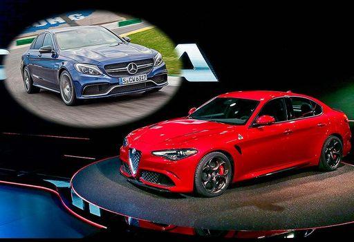 Alfa Giulia Qv >> Alfa Romeo Giulia Qv Kehittaa 510 Hevosvoimaa Auto Bild