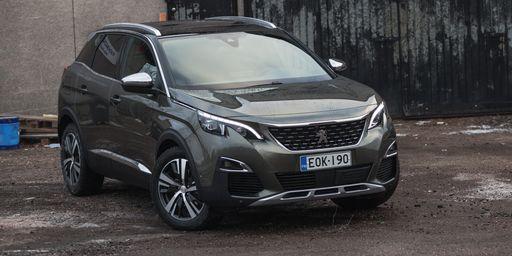 Peugeot Suv 3008 >> Koeajossa Sarmikas Peugeot 3008 Yllattavaa Tilantuntua Ja